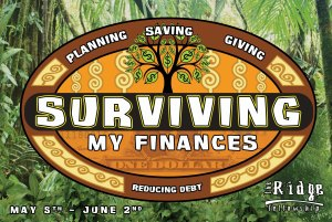 Surviving My Finances Poster