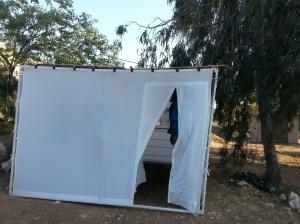 24 Sukkot tent in Arad 2013-09-27
