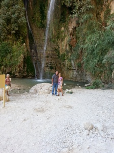 27 En Gedi Upper Falls 2013-09-28