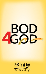 Bod 4 God with logo
