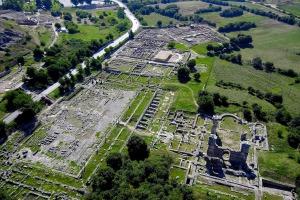 3b Excavations of Philippi