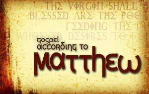 Gospel of Matthew